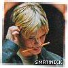 """Smokin' hot."": smrt!Nick from Liz"