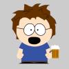 South Park Joe - wet