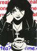 Degu: tea-time