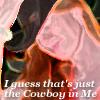 cowboy me