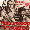 Vanilla  ... Spiked with Slivovitz: Hollywood Pirates by SFF_corgi