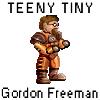 Teeny Tiny Gordon Freeman