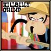 hillbilly chimp