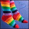 Fluffy: socks!