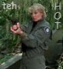 Tammy - never give up, never surrender: SG1 - Sam Hot - besyd