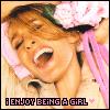 Enjoy Being a Girl