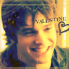 my valentine by me