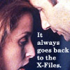Just a springing future interest: It always goes back to the X Files by Or