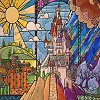 Juan: Castle of Stained Glass