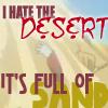 Nee-chan: desert_sand