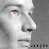 tsavorite garnet: Spike vampire b&w by Iconic Moon