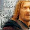 Lords of Gondor by captinskywalker