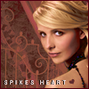 Spike's Heart: Buffy Heart