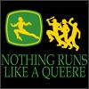 runs like a queer