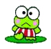 willyumtx: Sad Keroppi