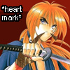Amber: Kenshin=hotness by kohaku_san