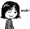 Wink Tongue