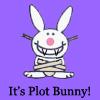 nasty pointy teeth, plot bunny!