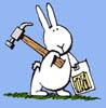 bunny hammer