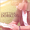 Music is my radar: can't talk dorking