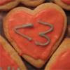 <3 cookie