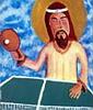 Jesus pingpong