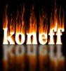 koneff: статичный