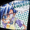 Jou - Digimon awards