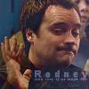 Davey: Rodney hand [cassiejamie]