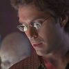 Wesley Wyndam-Pryce: Glasses thoughtfull