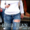 (c) Me// Blue jean girly