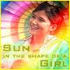 sun in the shape of a girl (kielle)