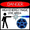 high energy magic
