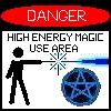 high energy magic