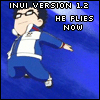 Schu: Flying Inui - by myreasoninlife