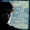beyond your front door