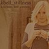 Kristen Bell Stillness