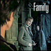 Harry Remus Sirius Family