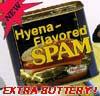 hyena spam