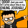 Unknown 4, Pissed Off Journal