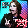 Elle: Taylor Hanson says FUCK YOU