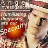 Deb: Angel Humiliating Disguises