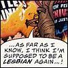 Lesbian Again, K: Lesbian Again