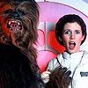 Безумная Aza: Chewie & Leia