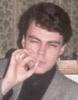 С сигаретой