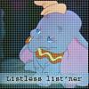 listlesslistner userpic