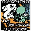 Chunky Rice: chorus to the verse