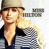 miss hilton hat