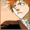 Ichigo // Sun In Your Eyes