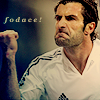 soccer - portugal - figo FIST